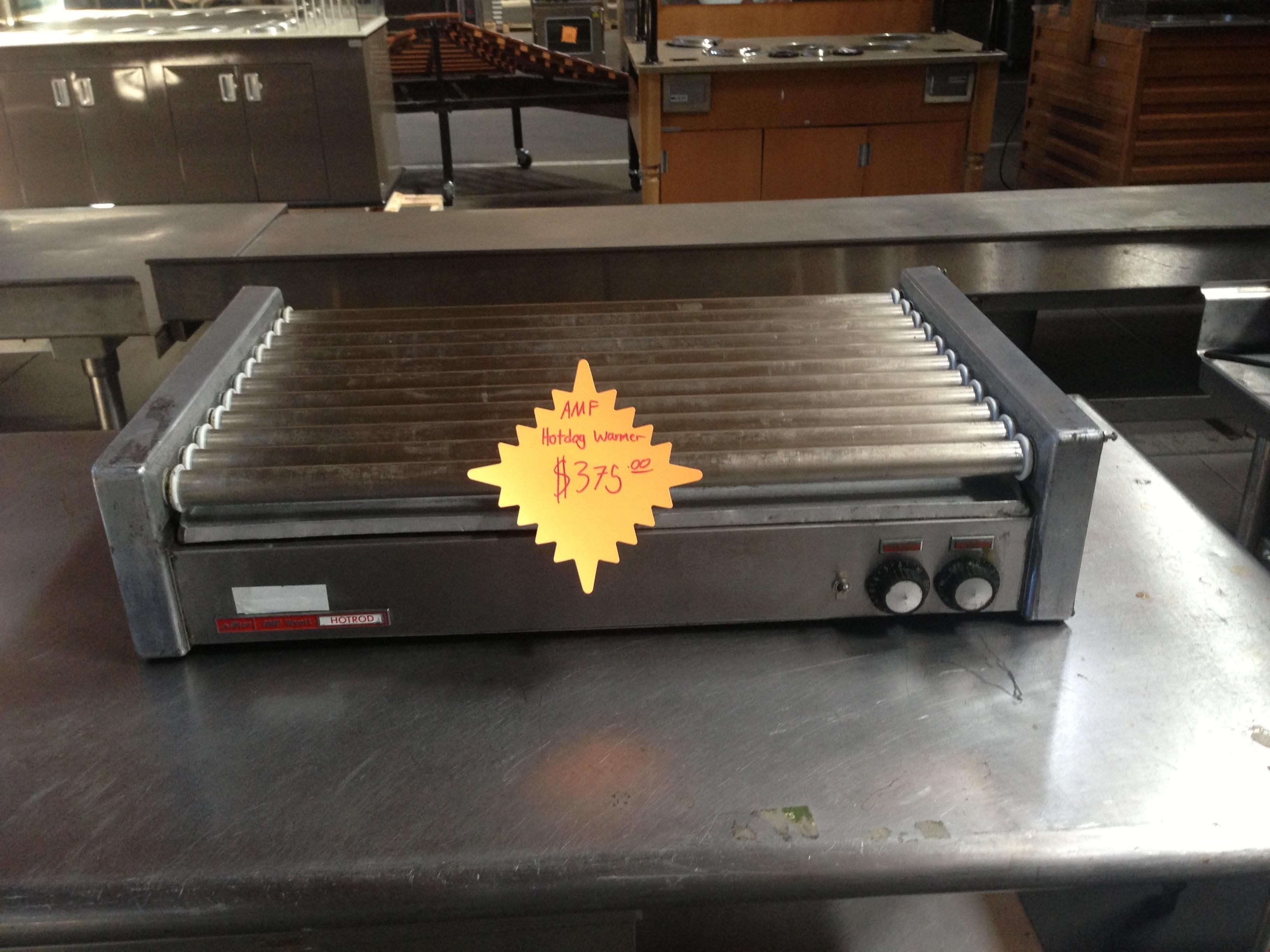 Hotdog Roller/Warmer