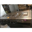 ELECTRIC STOVE WITH 2 HEATING WELL TABLE $500