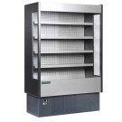 KOOL-IT KGH-50S OPEN MERCHANDISER-HIGH CAPACITY